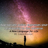 Allowing for a Presence that Leads to Appropriate Action